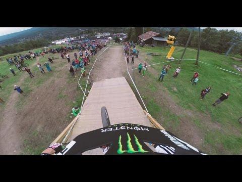 GoPro Run Josh Bryceland - 2014 UCI MTB&Trials WCHs