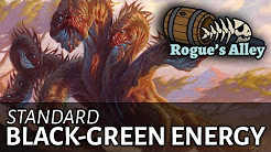 MTG Standard: Black-Green Energy - Rogue's Alley