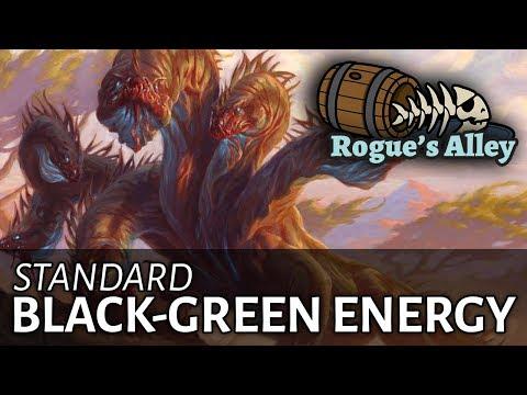 MTG Standard: Black-Green Energy - Rogue's Alley