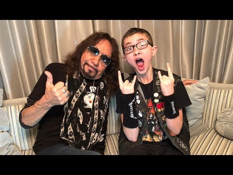 ACE FREHLEY Of KISS On Death & Reincarnation, Seeing UFO's, New Record, More