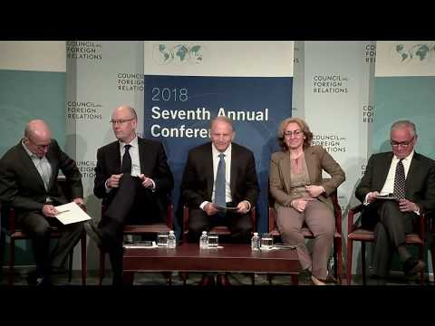 The Challenge to Global Order: A Conversation With Richard N. Haass and the Council of Councils