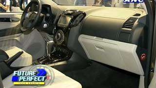 Latest vehicles showcased in Manila Int'l Auto Show