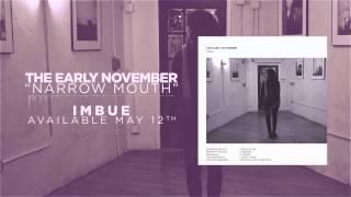 The Early November - Imbue (Album Stream)