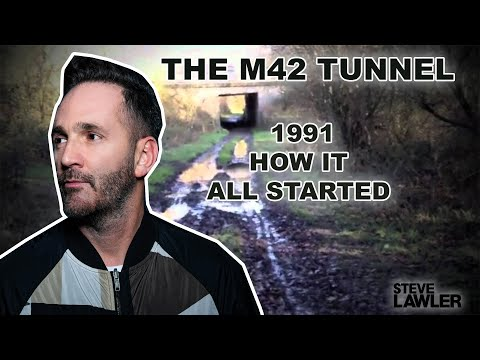 Steve LAWLER - The M42 Tunnel - Where It All Started Back In 1991
