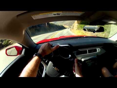 California 2015 in a 2015 Camaro LS