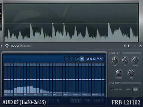FRB 121102 Audio Analysis