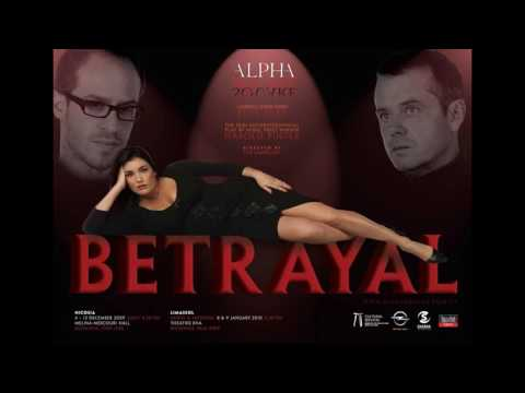 Pinter - Betrayal