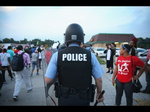Report Details Ferguson Police Racism & Abuse