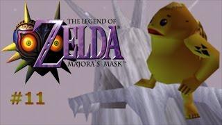 Ventisca en Pico Nevado/The Legend of Zelda: Majora´s Mask #11