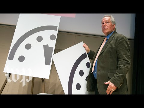 It's time to check the Doomsday Clock