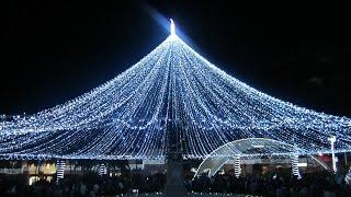 Se prenden las luces navideñas en Ramiriquí - 2014
