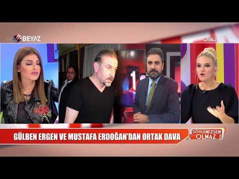 Gülben Ergen ve Mustafa Erdoğan'dan ortak dava