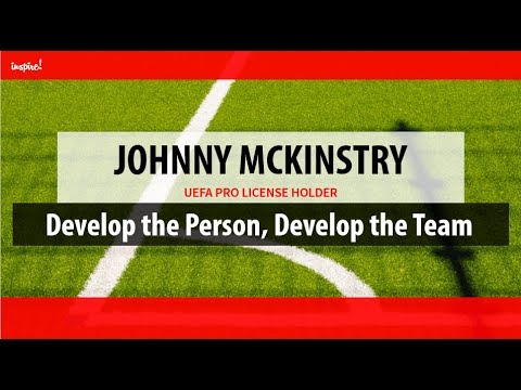 Johnny McKinstry | Develop the Person, Develop the Team Trailer