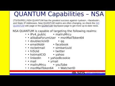 NSA SPY PROGRAM QUANTUM..YOU HAD ENOUGH YET??