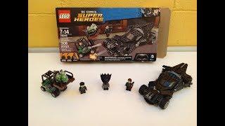 LEGO | Kriptonite Interception / Intercepción de Kryptonita #LEGO #BATMAN