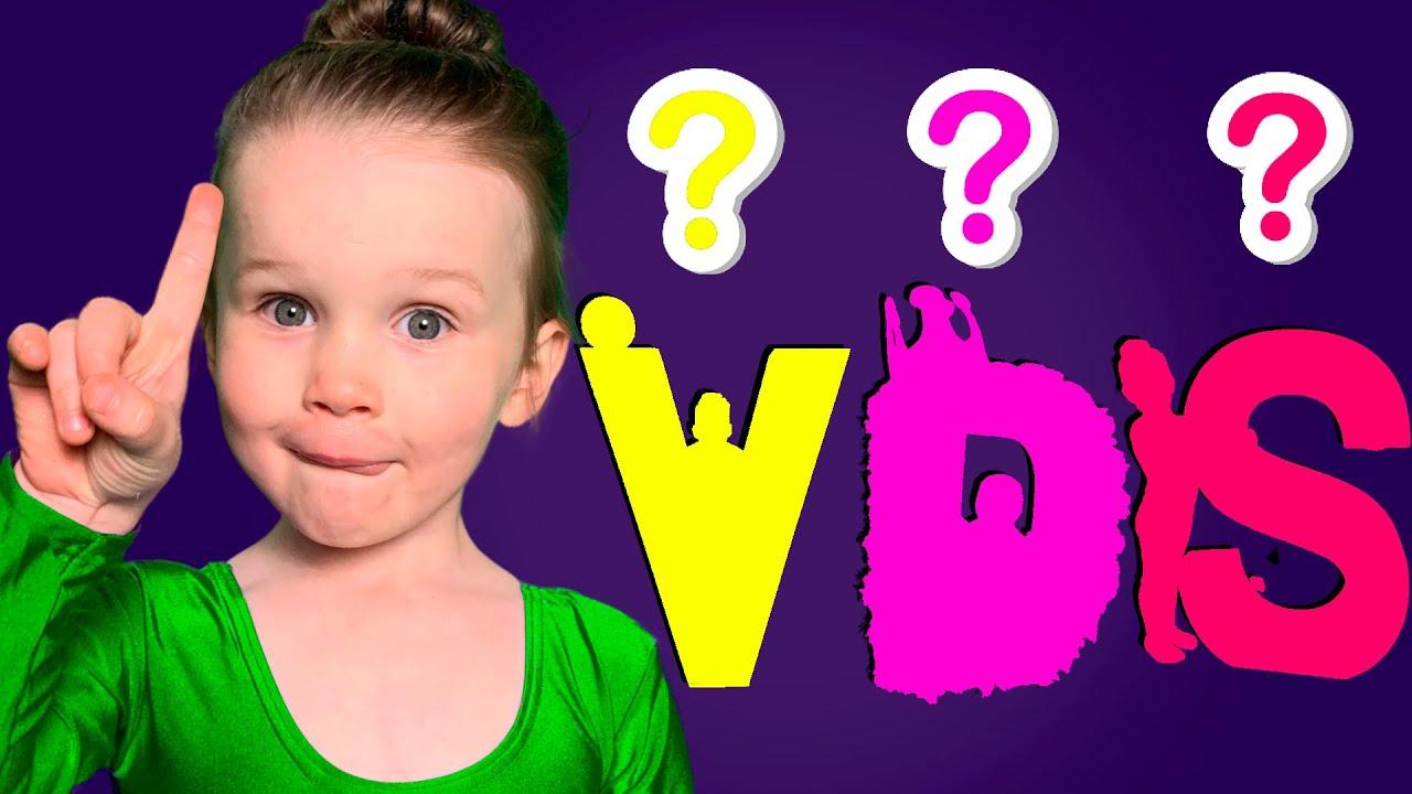 Five Kids My Name Is NEW Funny Songs and Videos