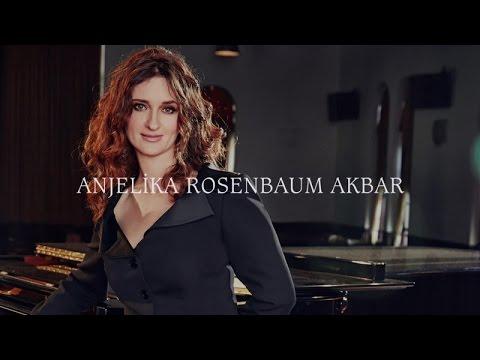 "Anjelika Akbar - ""Circle of Love"" Concerto for Piano & Orchestra No: 1 - ( Official Audio )"