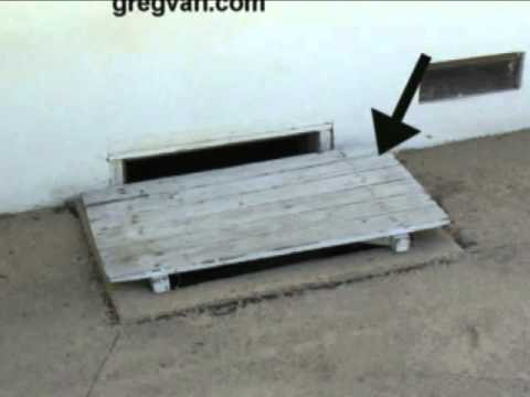Do it yourself crawlspace cover problem safety and for How to build a crawl space foundation for a house