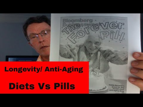 Anti-aging with a pill? FDA approved research Dr. Barzilai at Einstein Med U - lowly Metformin ?