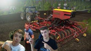 Nowy Nabytek W Akcji Siew 2016 !  #8 Rolnicy w Dolinie Saitek