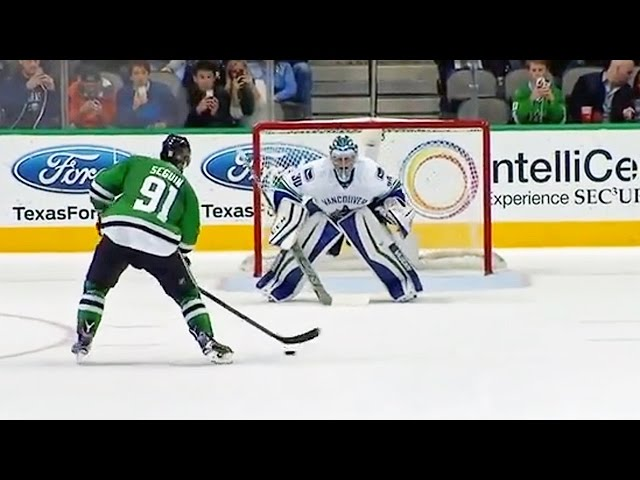Shootout: Canucks vs Stars