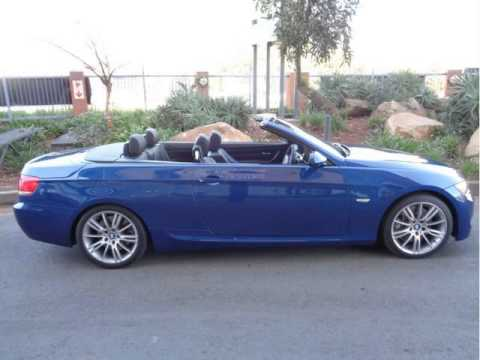 2008 Bmw 3 Series 335i Convertible M Sport Auto For On Trader South Africa