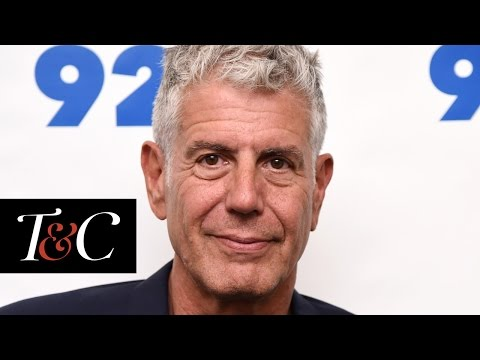 7 Anthony Bourdain Quotes to Live By | Town & Country