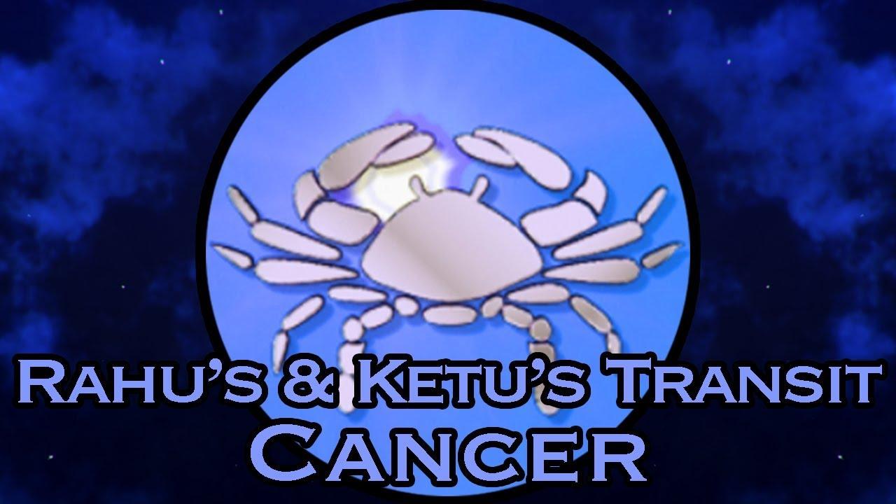 Cancer Yearly Horoscope | Rahu's And Ketu's Transit For 2017 - 2019 In  Hindi | Prakash Astrologer