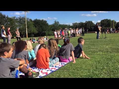 Bradenton Christian School celebrates National Day of Prayer