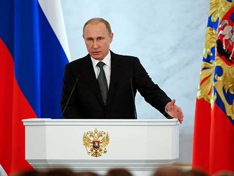 Putin Defends Russia's Foreign Policy