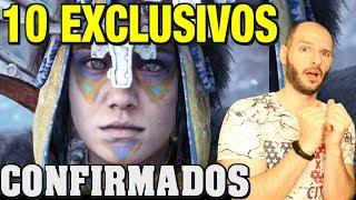 ¡LOS 10 MEJORES EXCLUSIVOS DE PS5 YA CONFIRMADOS! - Sasel - hobby consolas - playstation - sony