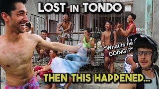 How DANGEROUS is Tondo? (Exploring the Streets of Manila)