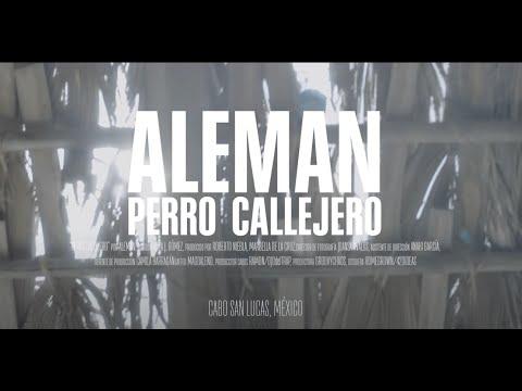 Alemán - Perro Callejero (Official Video)