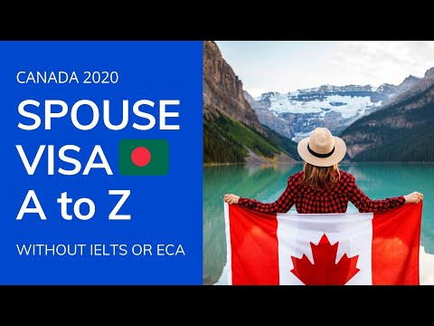 Spouse VISA Application A To Z | NO IELTS Required | Canada Immigration 2020