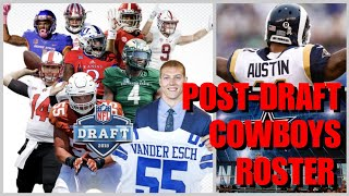 2018 COWBOYS POST-DRAFT PREVIEW: Watch Our NEWLY Drafted Players LIVE In Action On The Field!!!
