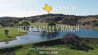 Hidden Valley Ranch | Texas Ranch Sales, LLC