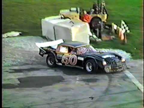 Raceway Park Blue Island, IL. August 16th, 1981 Full Program