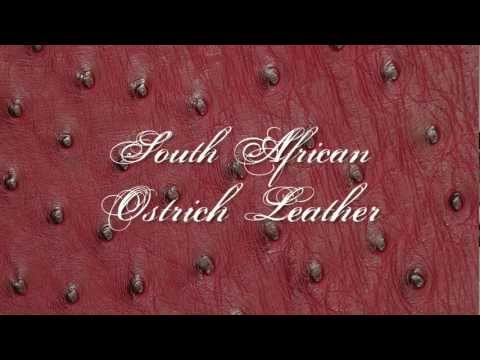 South African Ostrich Leather thumbnail