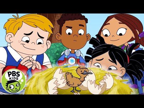 Hero Elementary   Lost Baby Bird!?   PBS KIDS