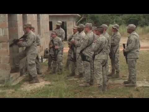 Commando Warrior Urban Operations Training