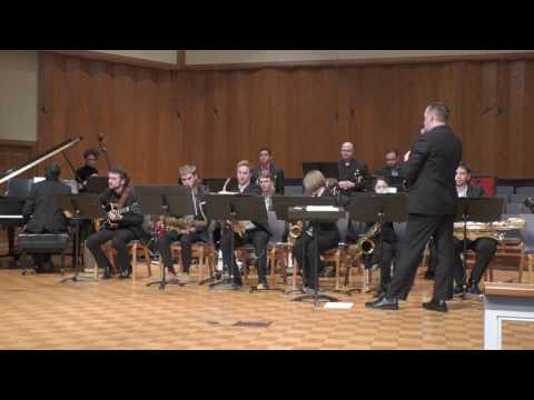 UNCG Jazz Band Part 1