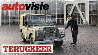 Land Rover na 71 jaar terug op Rai | Sjoerds Weetjes #160 | Autovisie thumbnail