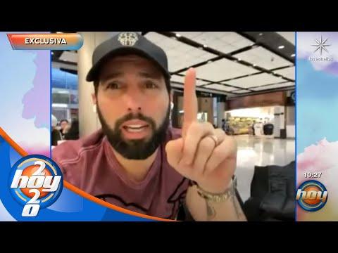 Poncho De Nigris asegura que jamás despojó a Irma Serrano de su dinero | Hoy