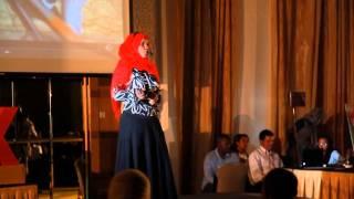 Roua Jadallah at TEDxYouth@Khartoum