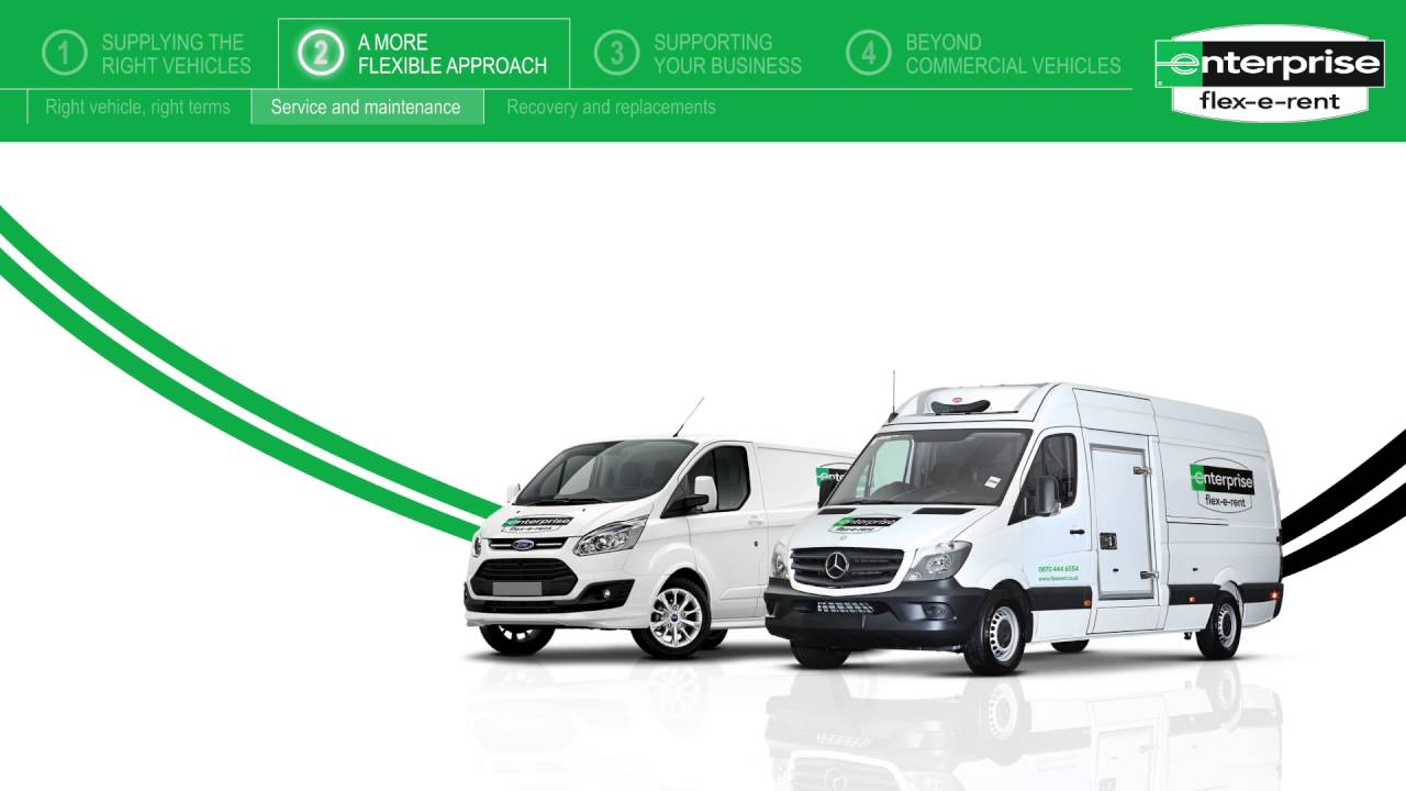 Enterprise Van Rental >> Temperature Controlled Vehicle Rental From Enterprise