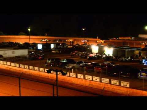 laurens speedway hobbie race 7/26/14