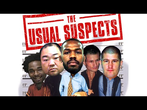 Biggest Criminals In MMA