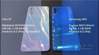 Samsung Galaxy A50 vs Vivo S1