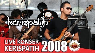 Live Konser Kerispatih - Sepanjang Usia @Palembang 16 agustus 2008