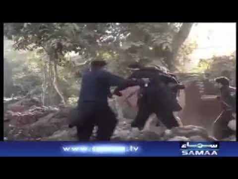Peshawar Attack video footage